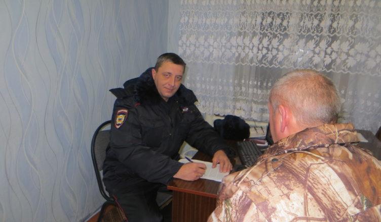 ВБрянске участковых милиции поздравили спрофессиональным праздником